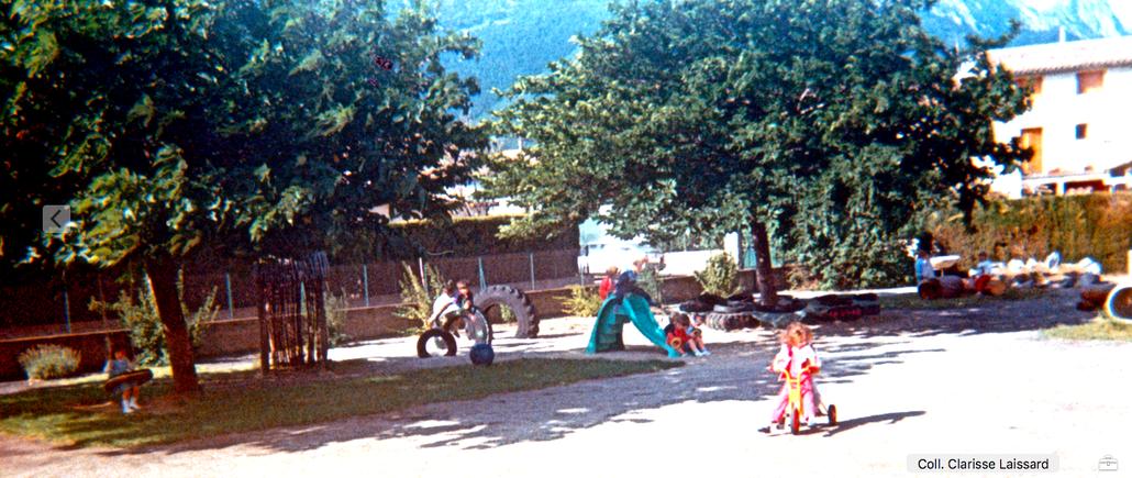 Jeux de la cour de récréation 1982