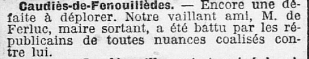 De Ferluc 1908