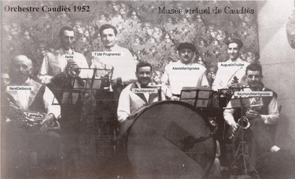 Photo publiée dans la revue FENOUILLÈDES (n°37)