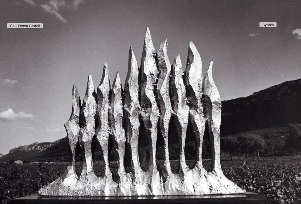 Cyprès (aluminium)