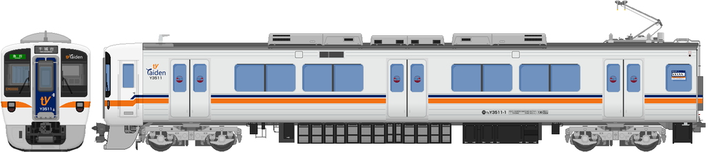 Y3500系電車 2次車~