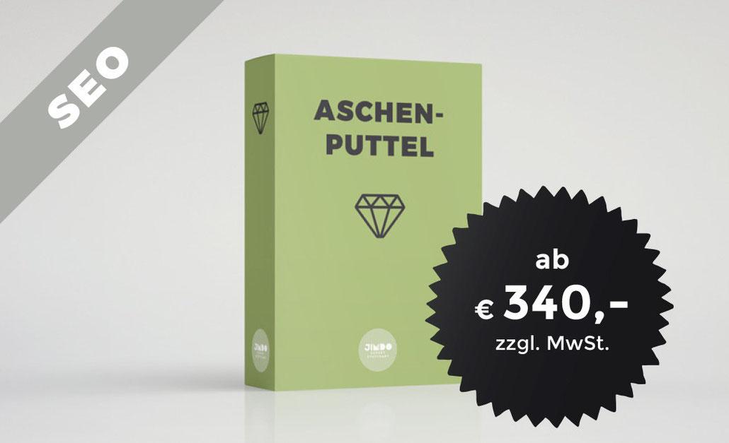 SEO Paket Aschenputtel
