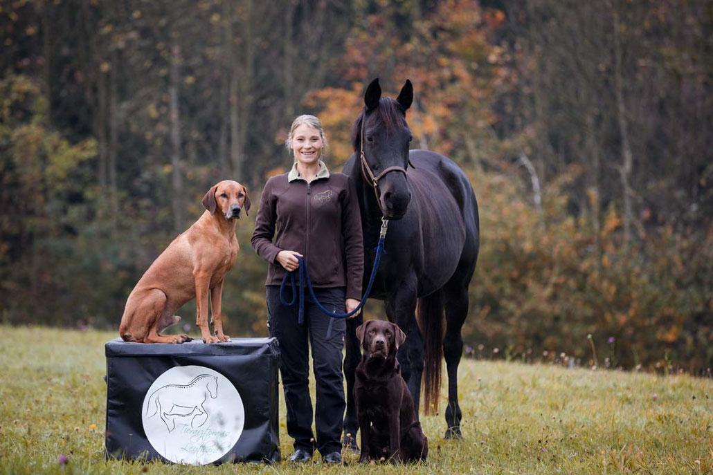 Tierarztpraxis Leuthard, Lisa Leuthard