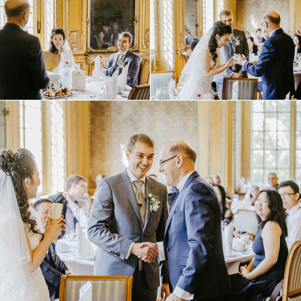 schloss waldenburg Hochzeitsfeier