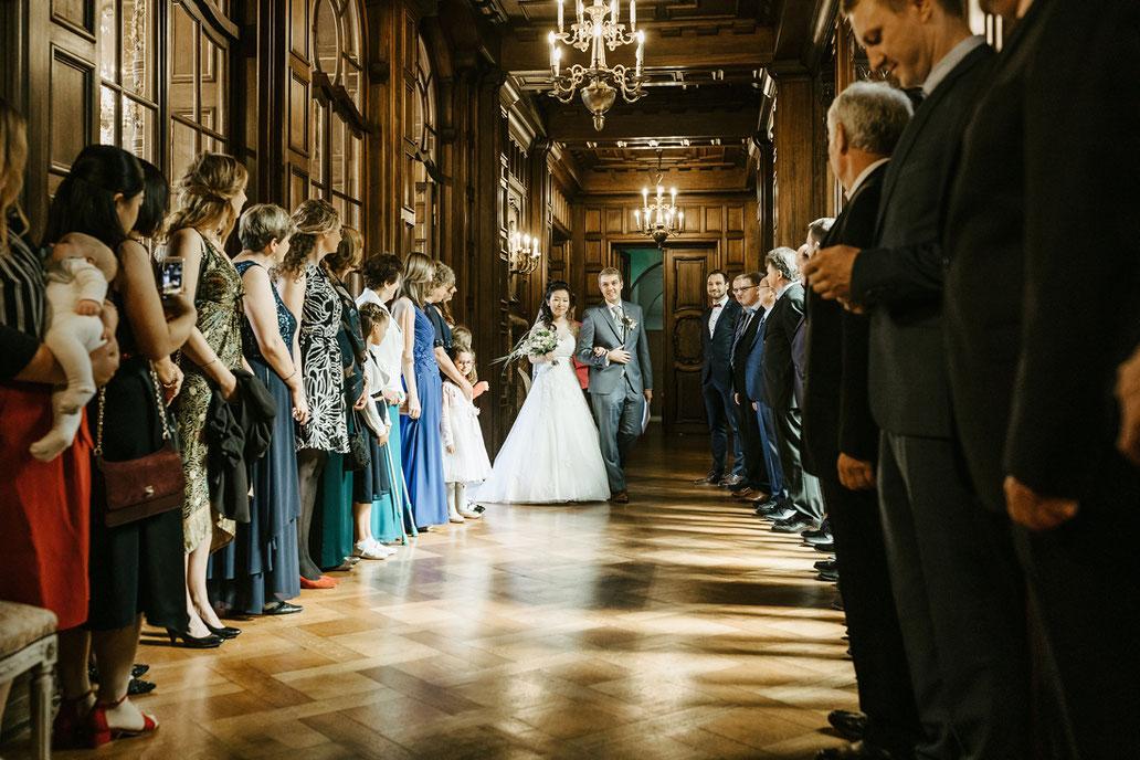 Hochzeit im Schloss Waldenburg