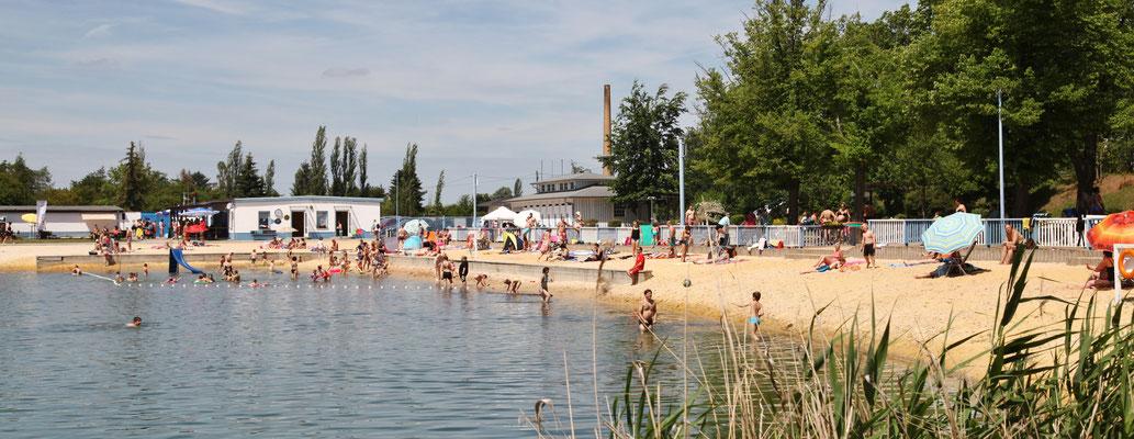 Staßfurt Schwimmbad zu besuch im strandsolbad staßfurt salzland magazin
