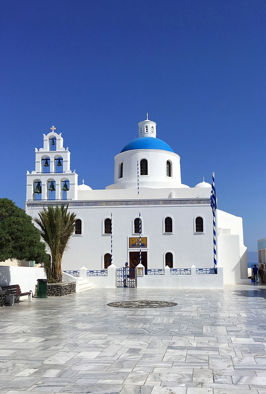 Kirche von Oia