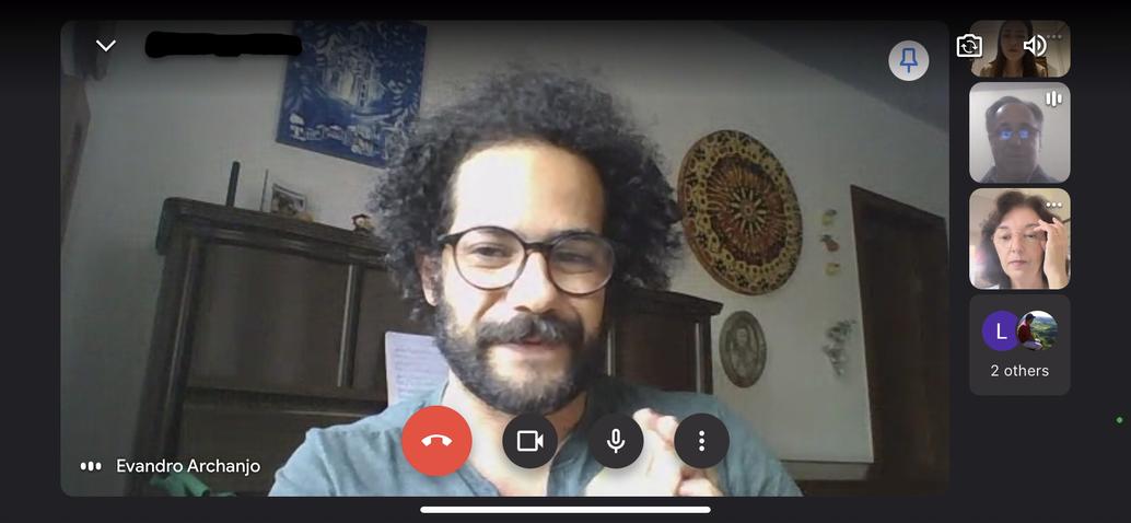 Perguntando aos especialistas em chorinho: Evandro Archanjo e Soraya Araújo Ferreira Alcântara
