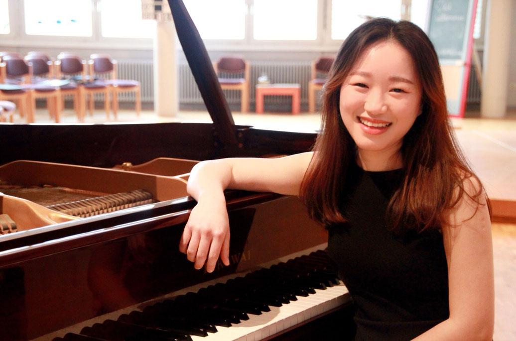 Klavierunterricht in Mannheim und Ludwigshafen bei Yeeun Yang