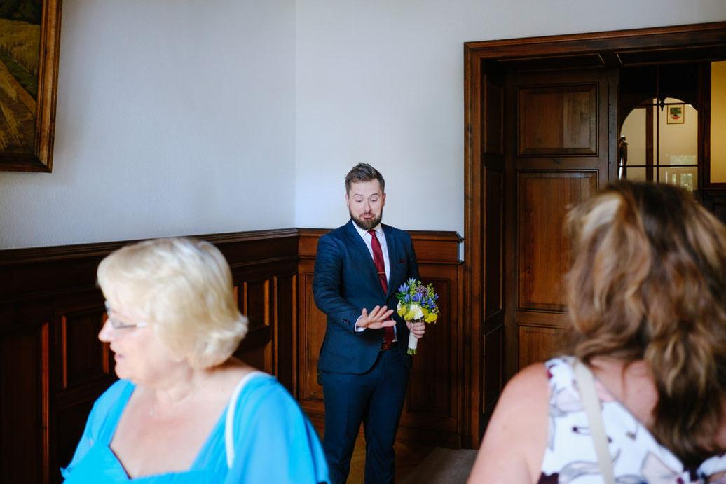 Hochzeit Magdeburg - Hochzeitsfotograf Magdeburg Standesamt