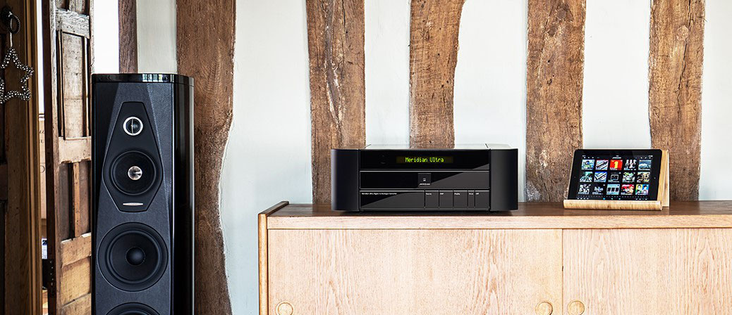 Meridian Audio Ultra DAC     Hi-Res Music Limited
