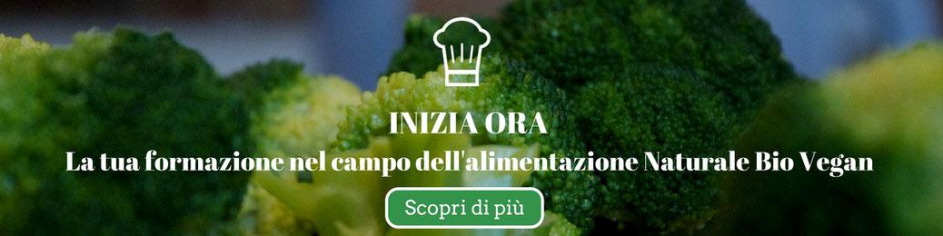 formazione bio vegan, scuola di cucina, accademia vegana, corsi di cucina professionali