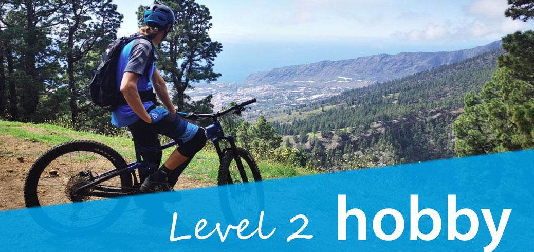 Level 2 E-Bike Tour