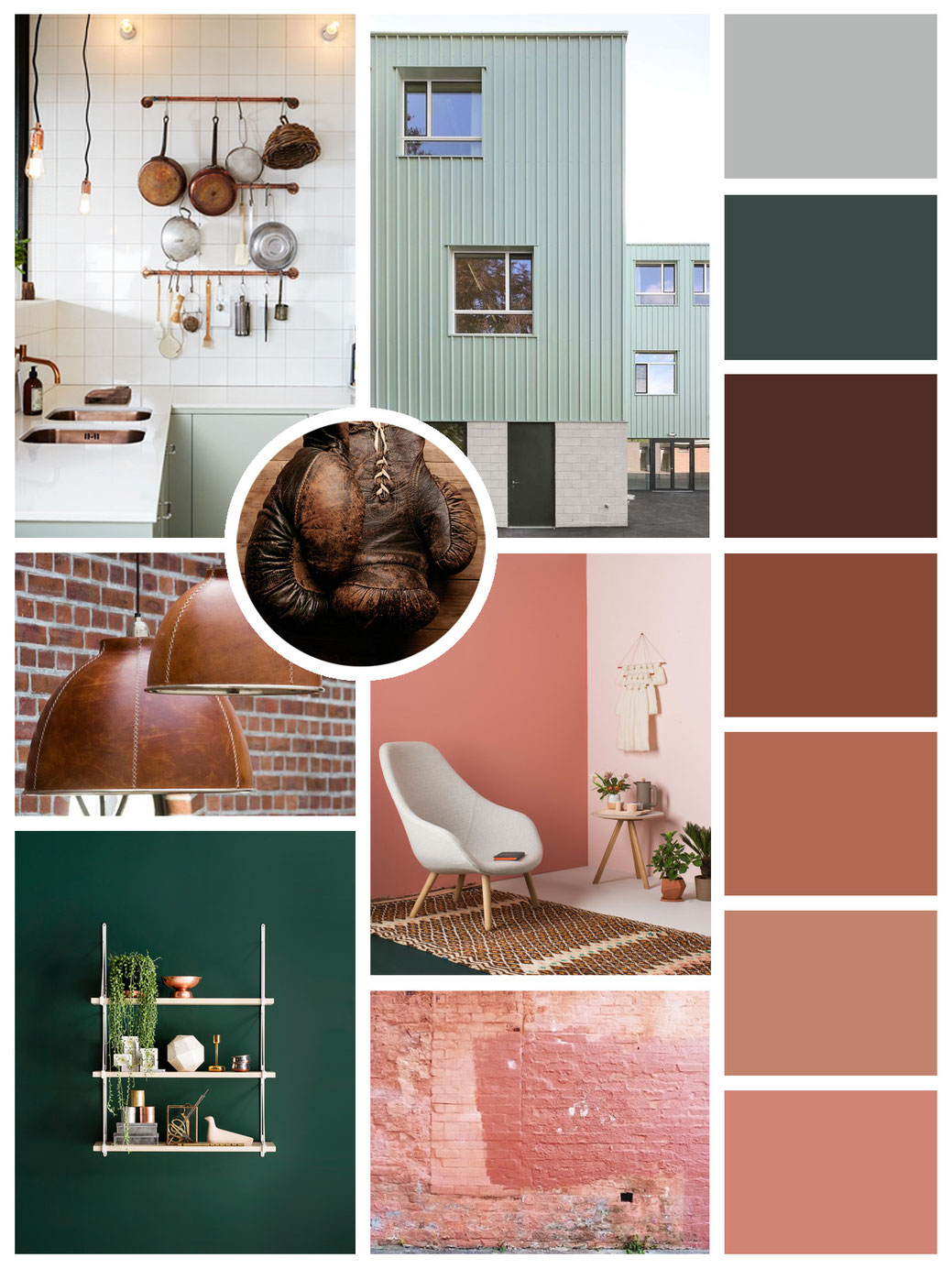 color board, colour board, mood board