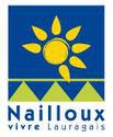 logo de la mairie, Gites des Camparros à Nailloux