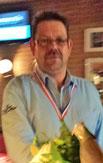Rick v.d. Enden, district kampioen driebanden hoofdklasse
