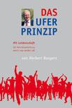 """Die Textmamsell: Buchcover """"Das Ufer-Prinzip"""" (Lektorat Biografie)"""