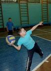 Занятия по лёгкой атлетике