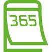 365 Tage Icon