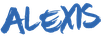Logo Alexis Bleu