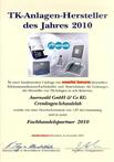 Auerswald zum 2. Mal in Folge Telefonanlagen-Hersteller des Jahres!