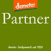 Naturkost Schwarz ist Demeter Partner