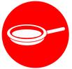 Symbol Pfanne