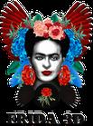 Frida animación 3D logo
