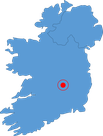 Irland-Karte