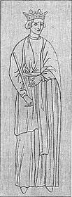 Tombeau de Charles Martel. Source : Laure Trannoy