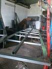 Sujeción del techo metálico