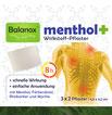 Balanox™ menthol+ Wirkstoff-Pflaster