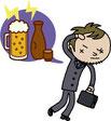 口臭の原因 アルコール