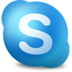 Logo Skype, le coaching à distance est possible !