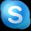 Logo Skype, le coaching à distance est possible !