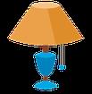 Icoontje nachtlamp