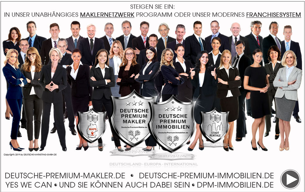 IMMOBILIENFRANCHISE IMMOBILIEN FRANCHISE MAKLER FRANCHISING FRANCHISEANBIETER HANDELSVERTRETER MAKLERNETZWERK