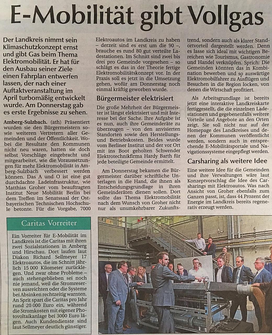 Klaus Hafner CSU Königstein Hirschbach OTH Amberg