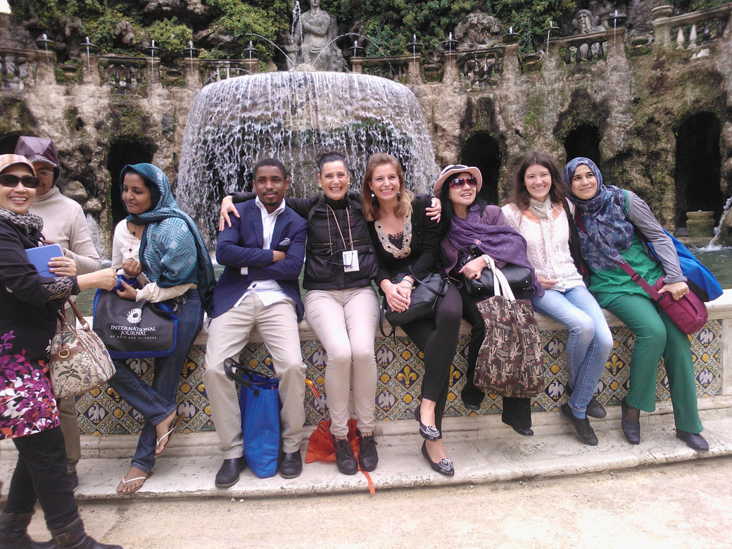 Paola Barbanera - Licensed tour guide for Rome and Vatican City