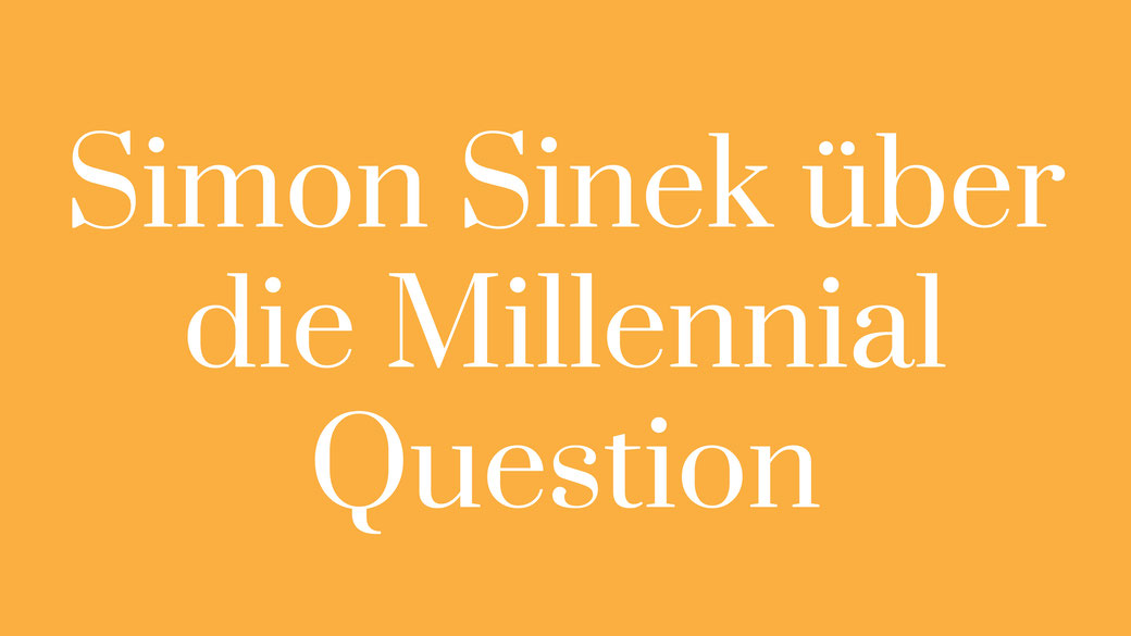 Podcast Systematiker Lisa Schröter Ziele Mut Gewohnheiten Simon Sinek Millennial Question