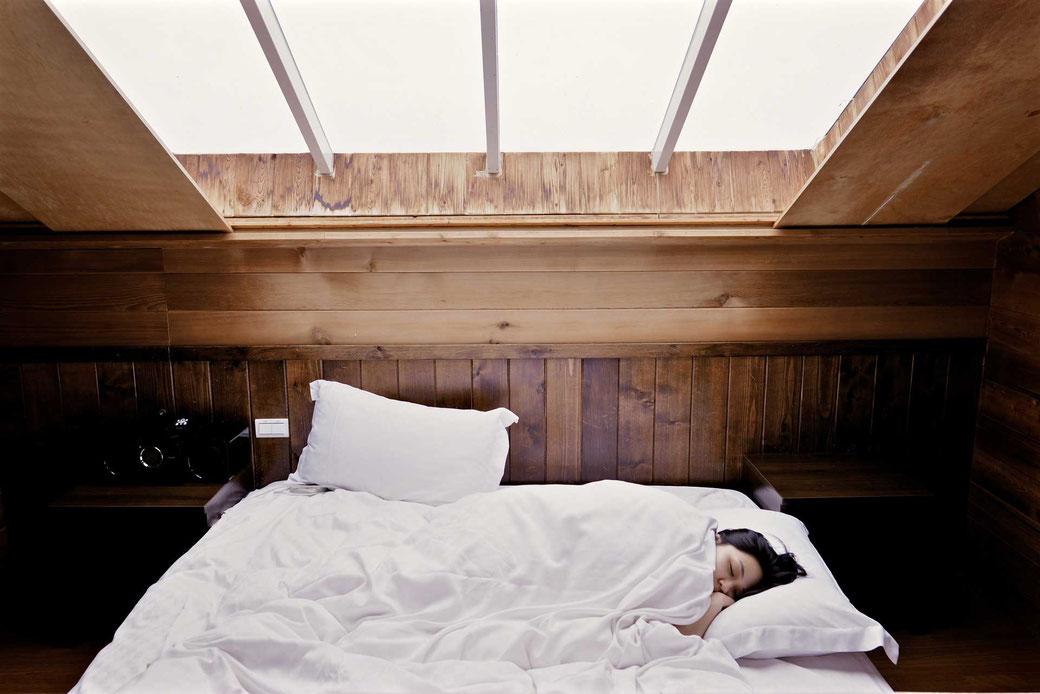 Bett Schlafen Frühaufsteher