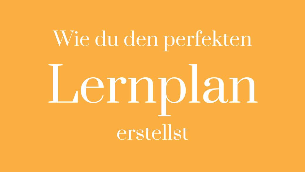 Lernplan Jura Rechtswissenschaften Erfolg Systematik Ordnung Struktur