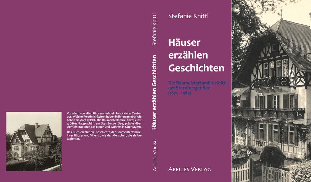Buchcover gesamt © Apelles Verlag 2018