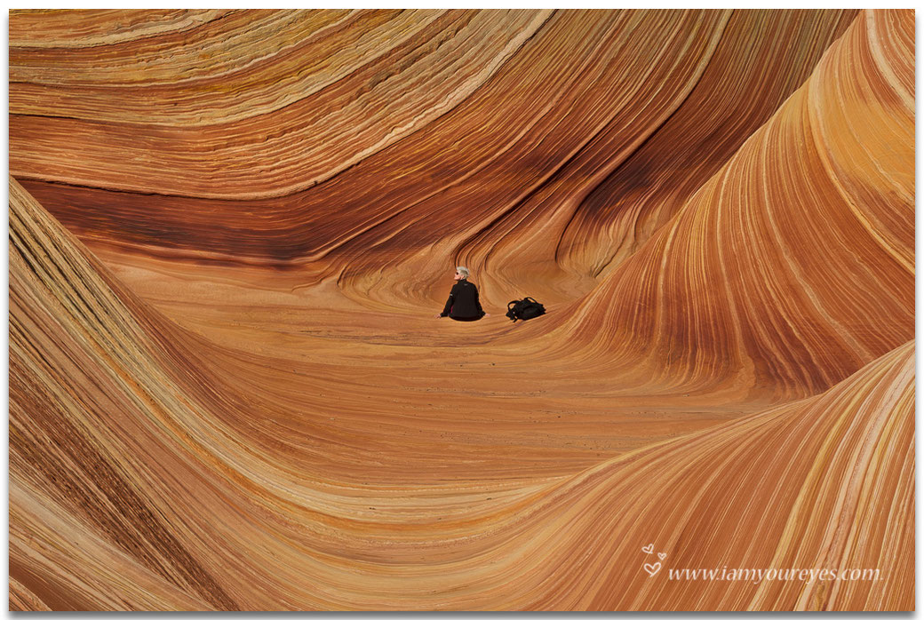 Inside The Wave, Arizona