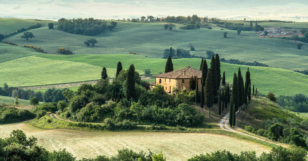 Iconic Tuscany: Belvedere, just outside of San Quirico