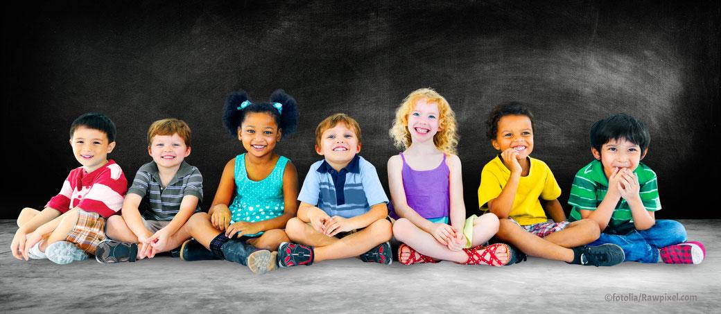 Glückliche Kinder durch Gewaltfreie Erziehung