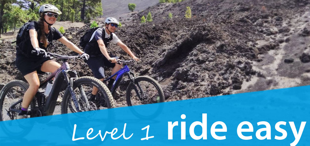 Level 1 E-Bike Tour