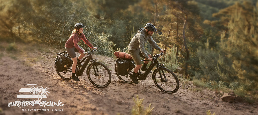 GIANT Explore E-Bike La Palma