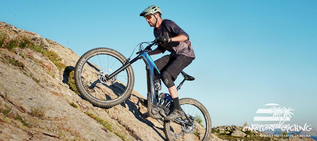 E-Bike GIANT TRANCE E+ 2 Pro 2019