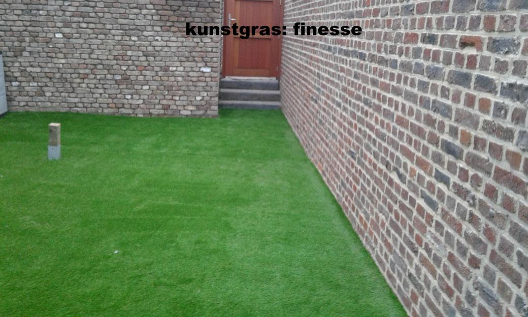 Kunstgras project